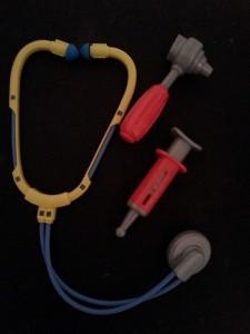 Kids medical set